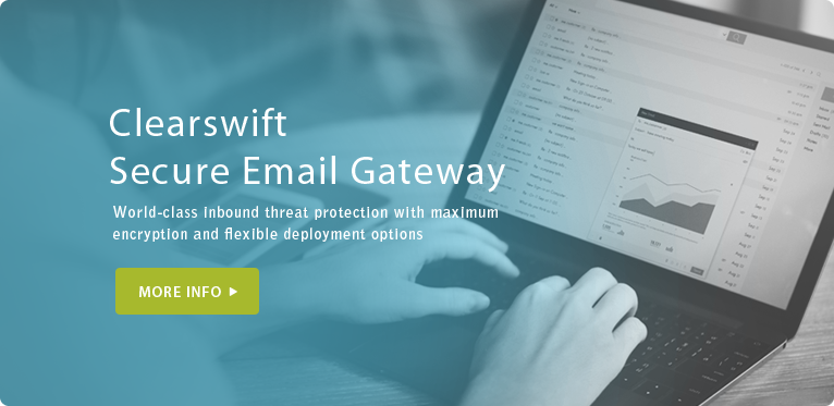 Secure File Gateway | Clearswift Security